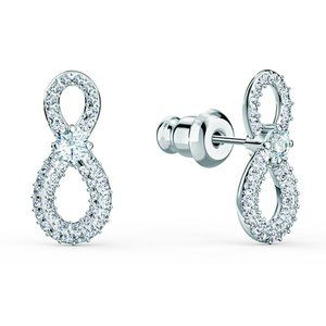 SWAROVSKI INFINITY earrings